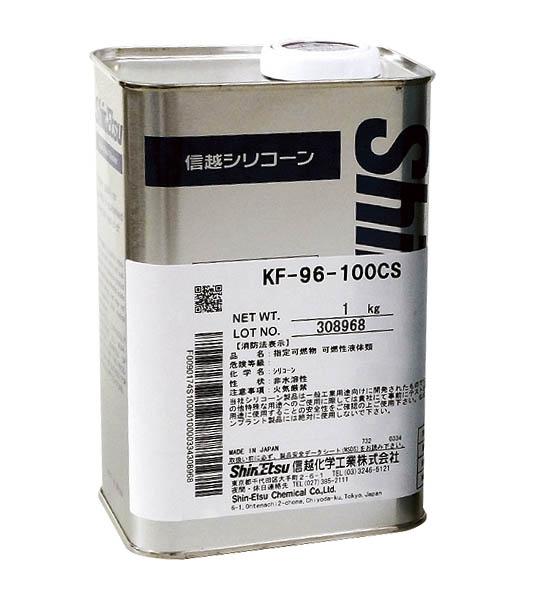 信越化学工業 シリコーンオイル KF968-100