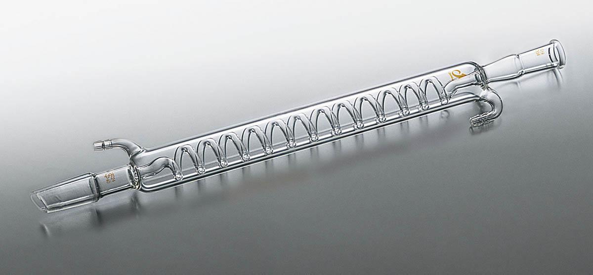 ケニス 蛇管冷却器(グラハムタイプ) 50230