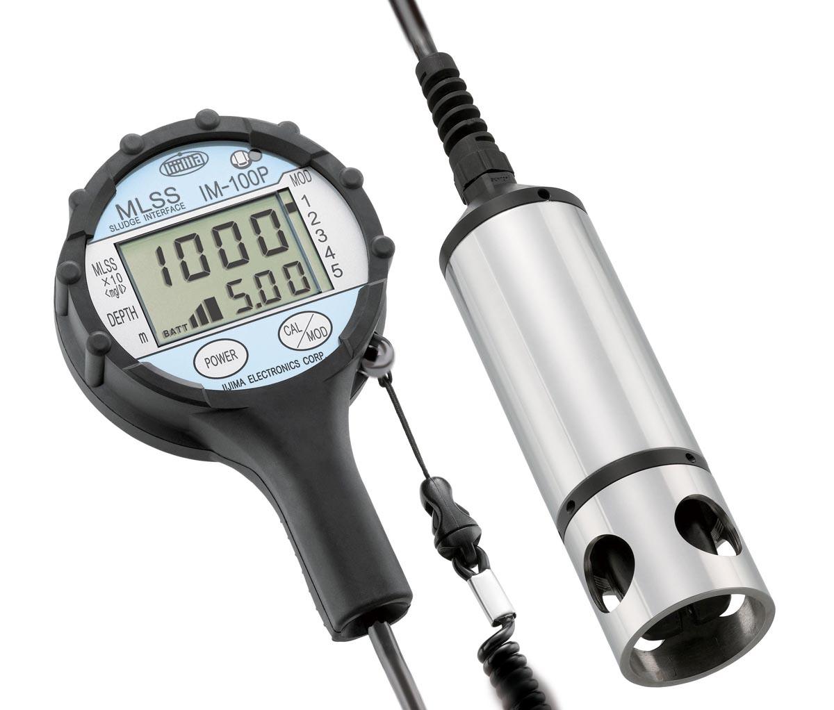 飯島電子工業 MLSS計 IM-80P