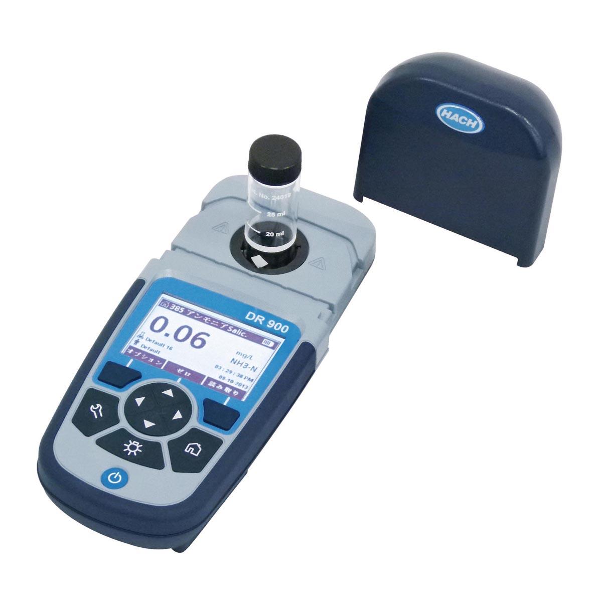HACH ポータブル水質分析計 DR900