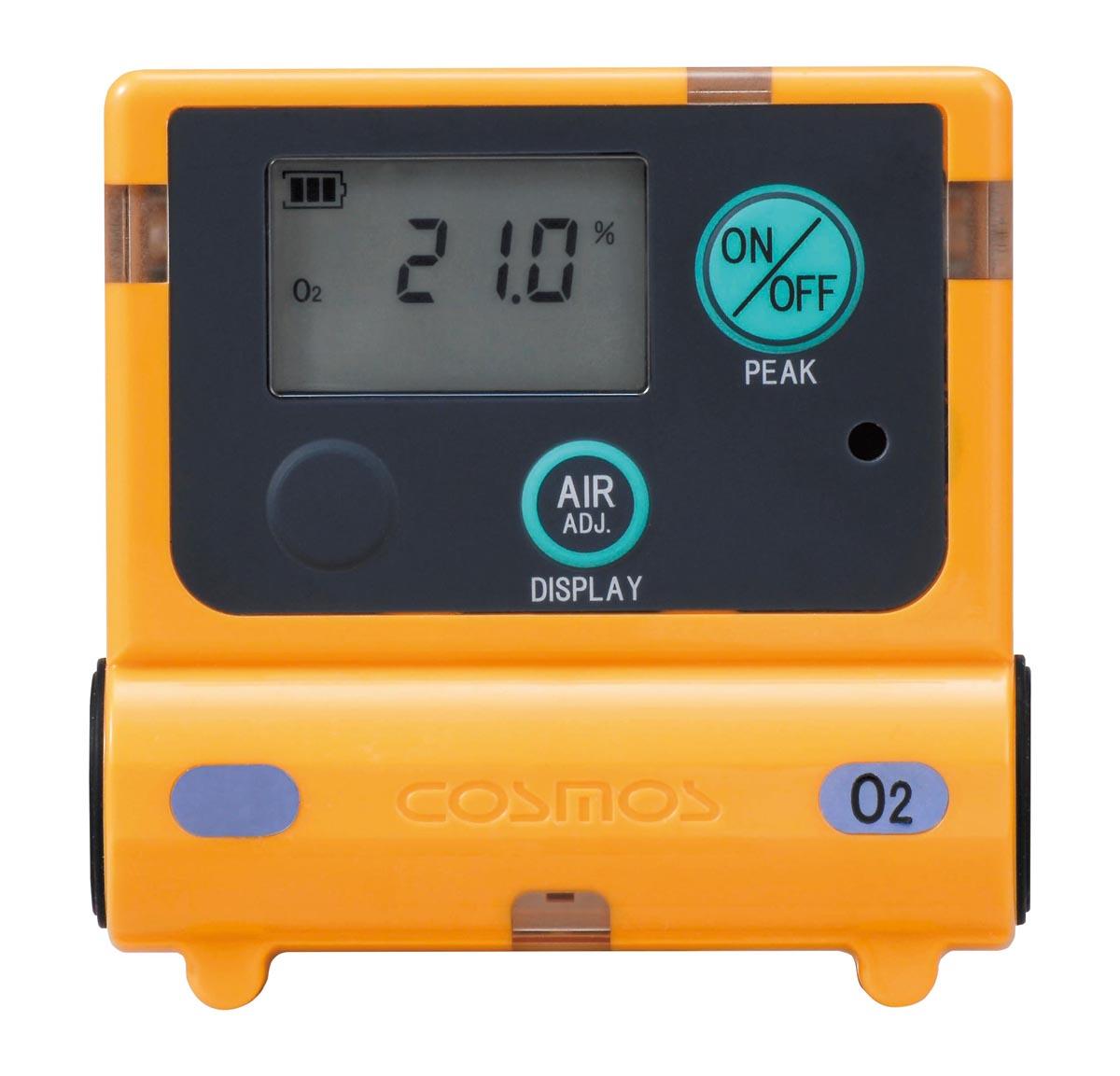 新コスモス電機 装着型ガス検知器 XS-2200