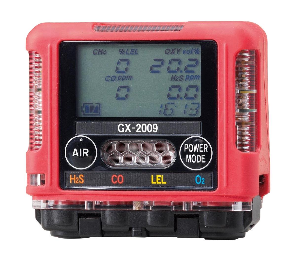 理研計器 マルチガスモニタ GX-2009 B-CH4