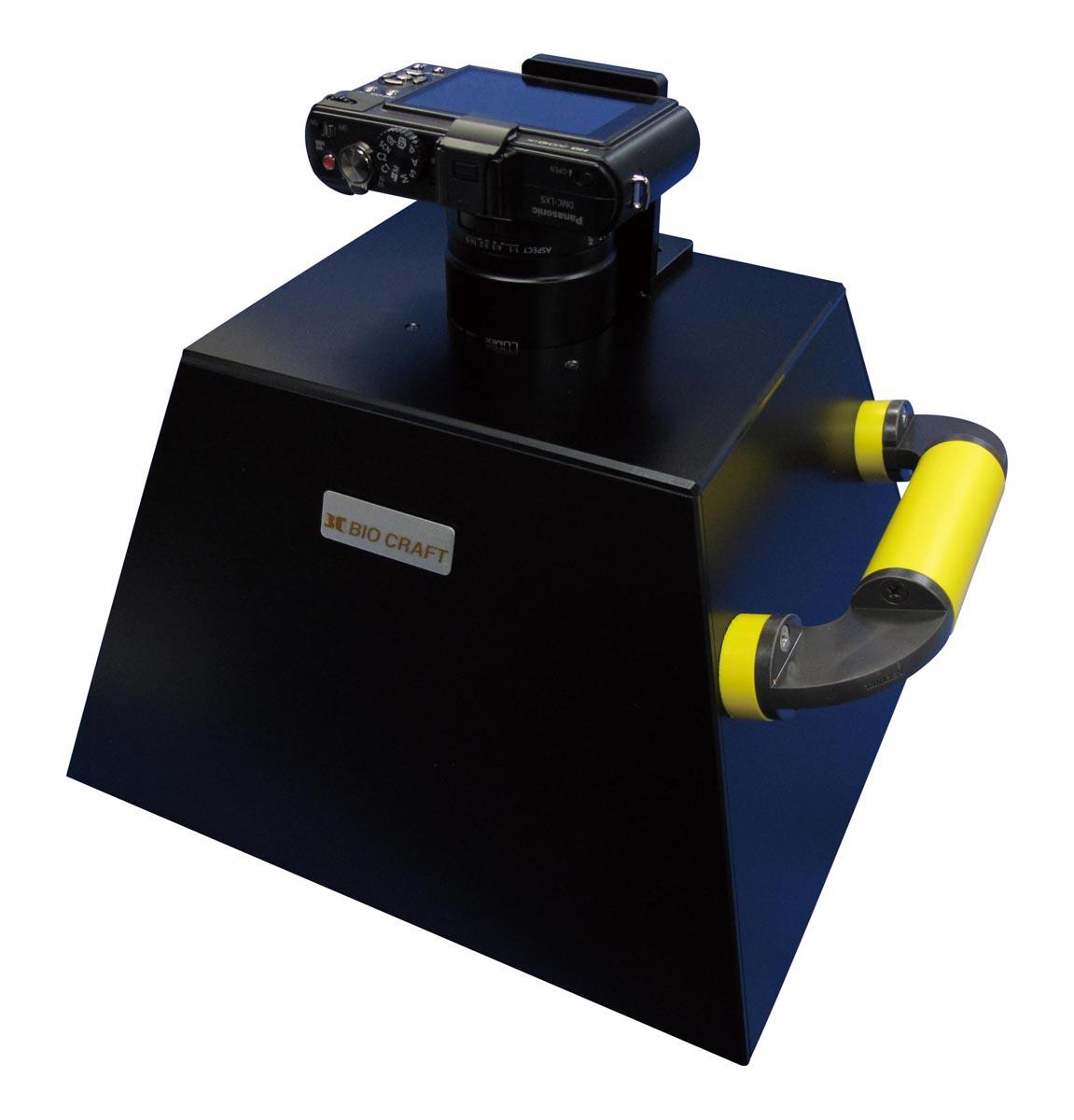 バイオクラフト ゲル撮影装置B-box DS-450(デジカメ付)