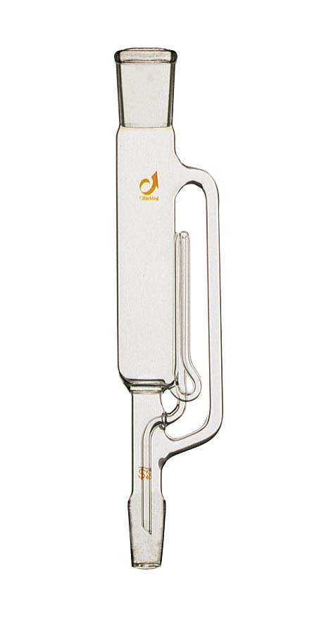 ケニス ソックスレー抽出器 II型特大用抽出管