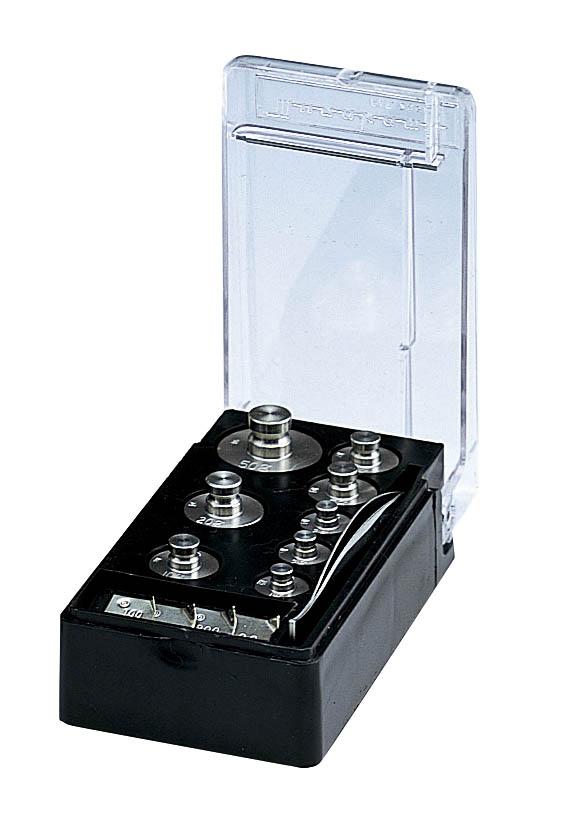 精密分銅セット(国家検定合格品) ケニス 500g