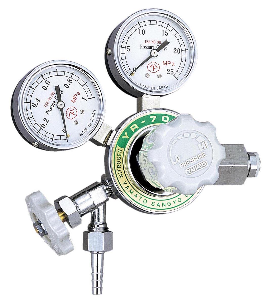 ジーエルサイエンス 普及型圧力調整器 YR-70-1