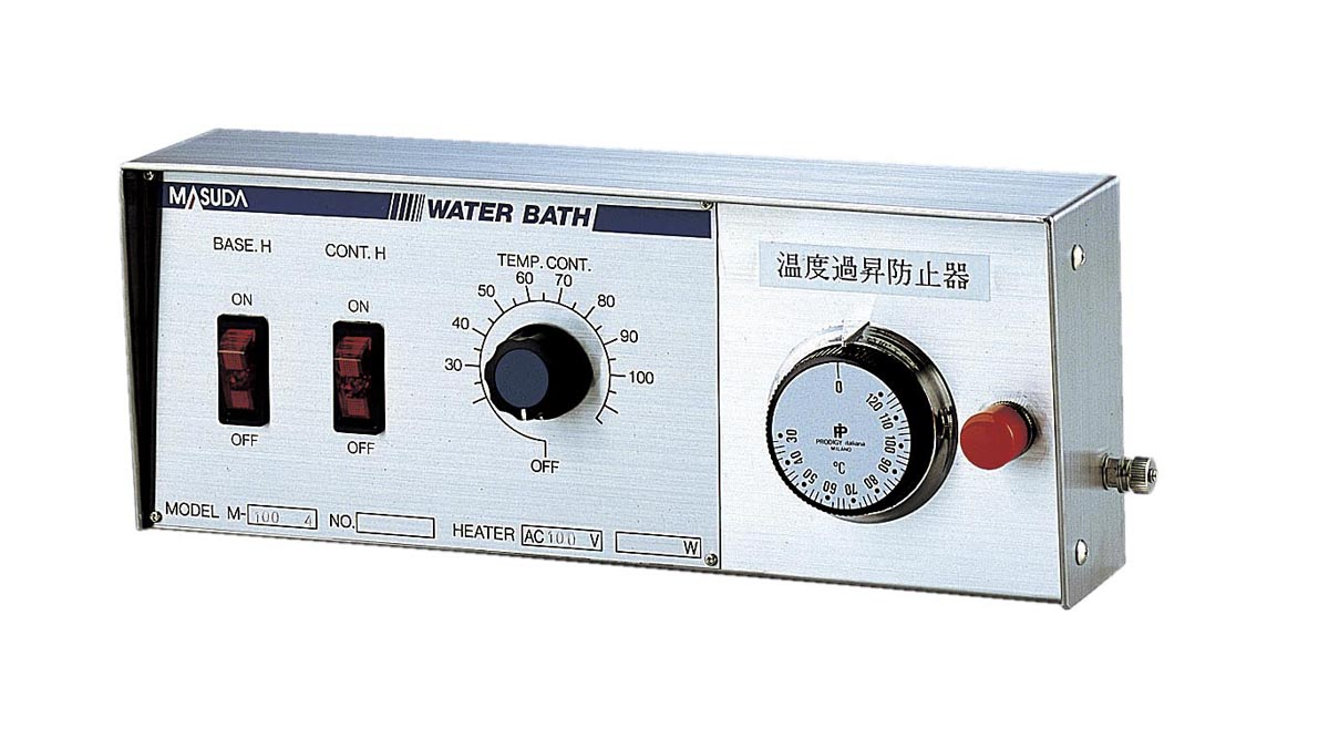 増田理化工業 温度過昇防止装置