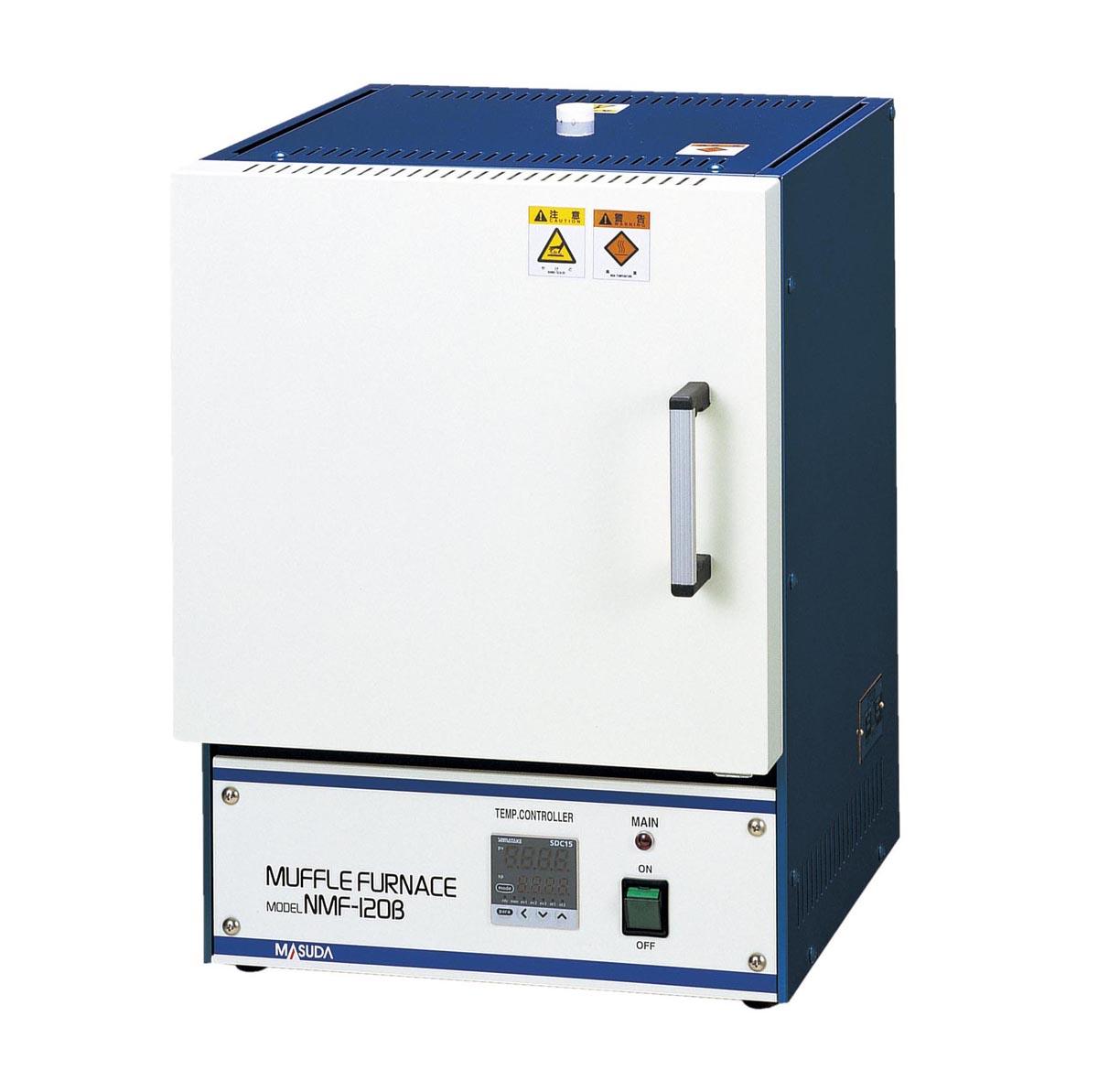増田理化工業 卓上型マッフル炉 NMF-120B