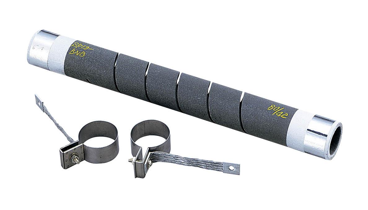 シリコニット シリコニット発熱体(ら管型・バンド式) Sp-30