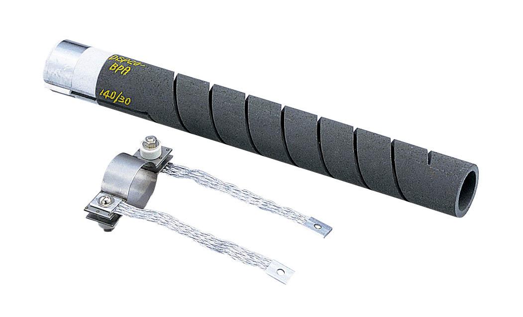 シリコニット発熱体(複ら管型・バンド式) シリコニット DSp-22