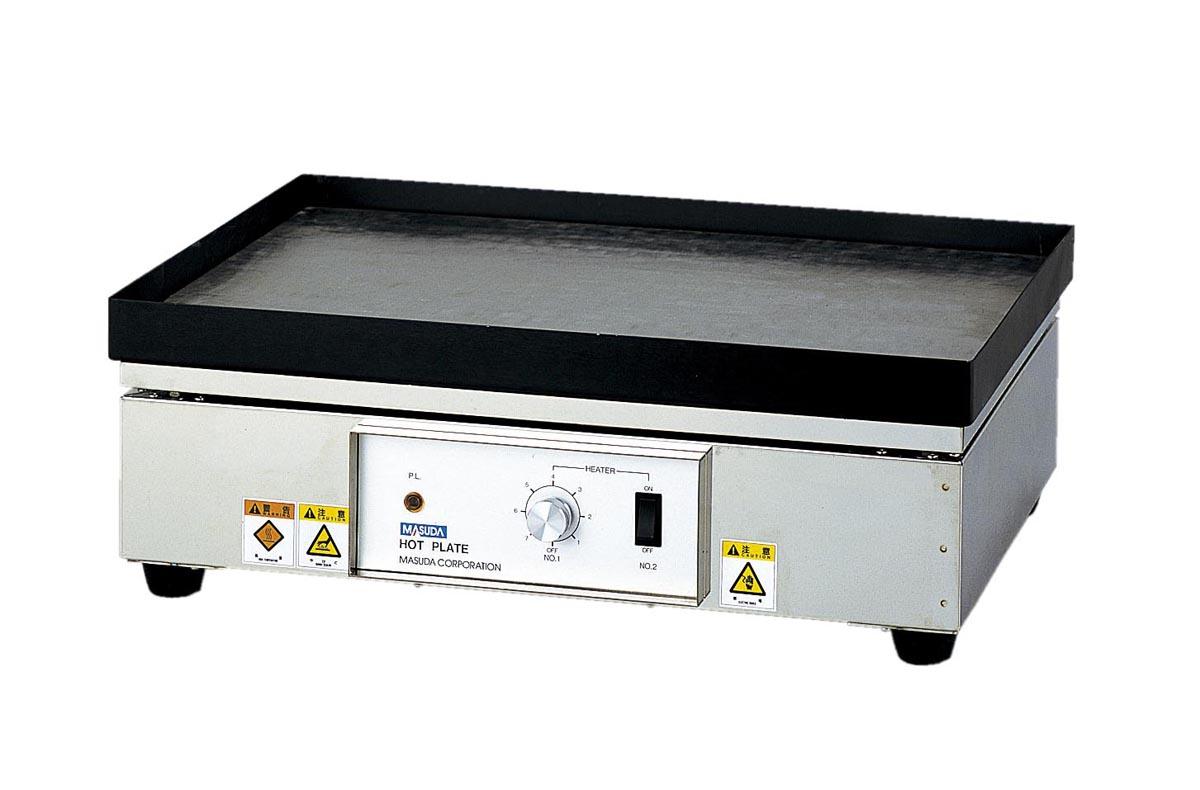 増田理化工業 ホットプレート HP-65