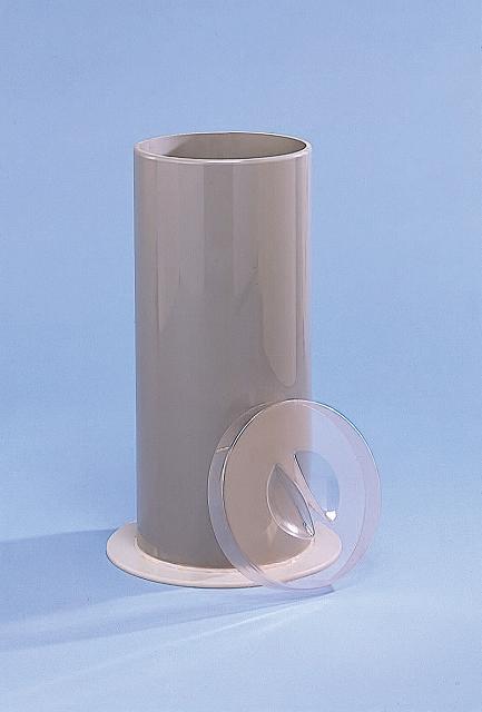 ピペット用硫酸槽 特大 200Φ×650mmL