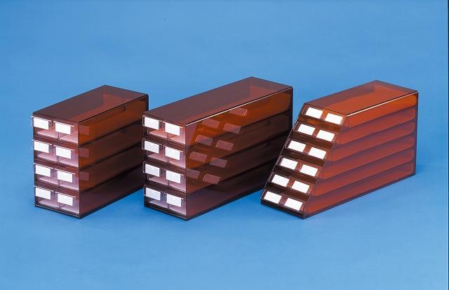 ピペットケース両面引キ出シ式 190×700×310Hmm