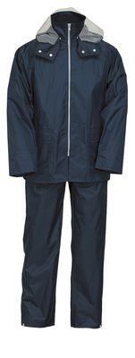 雨衣 ナダレス 9150 ネイビ- 4L