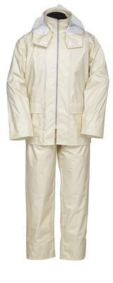 雨衣 ナダレス 9150 アイボリ- 5L
