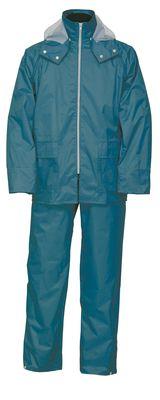 雨衣 ナダレス 9150 ターコイズ M