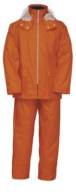 雨衣 ナダレス 9150 オレンジ 5L