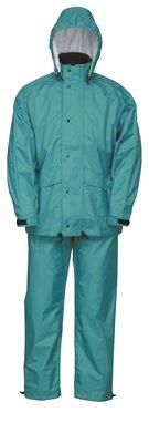 雨衣 スプル-スス-ツ 8010 タ-コイズ LL