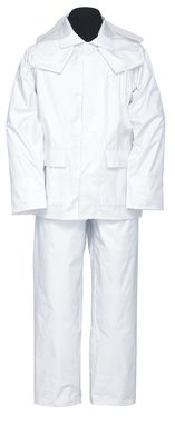 雨衣 ナダレスス-ツ 9060 白 4L