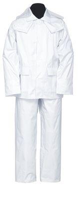 雨衣 ナダレスス-ツ 9060 白 5L