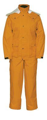 雨衣 ナダレスキヤデイ 8307  ブライトオレンジ LL