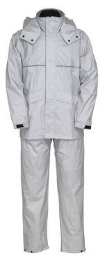 雨衣 スプル-スス-ツ 8010 シルバ- 4L