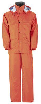雨衣 8850 スプル-スス-ツ オレンジ 4L