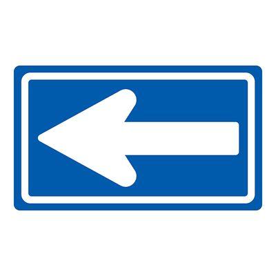 道路標識 道路326-A(AL) ←(矢印) 133681