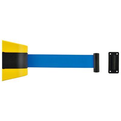 壁用ベルトパーテーション/5mタイプ KAB-5BL  332098