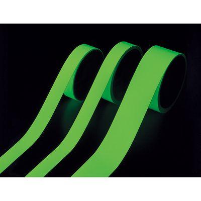 高輝度蓄光テープ FLA-251(蓄光テープ)  072004