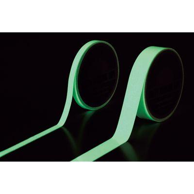 高輝度蓄光テープ(超高輝度タイプ) SAF2505  364002