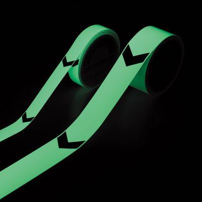 高輝度蓄光テープ(矢印付) FLAY-5010  361007