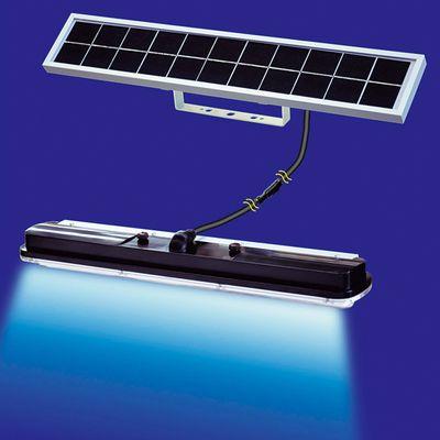ソーラー式LED照明(屋外用) WA45S-004BS  249013