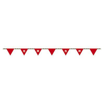 フラッグ標識ロープ 標識ロープ-1 281001