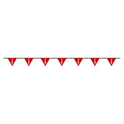 フラッグ標識ロープ 標識ロープ-8  281008