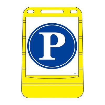 バリアポップサイン BPS-1   334001