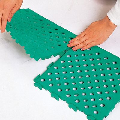 ソフトチェッカーマット ソフトチェッカーS(緑)  296051