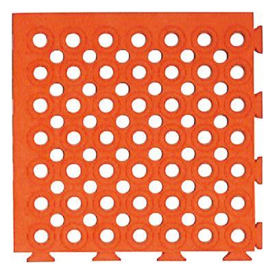 ソフトチェッカーマット ソフトチェッカーS(オレンジ)  296055