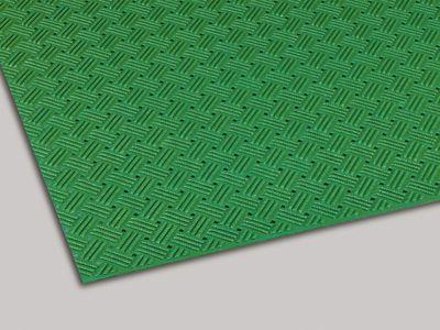 ダイヤマットグリッド 塩化ビニール ライトグリーン 92cm×10m MR1590009