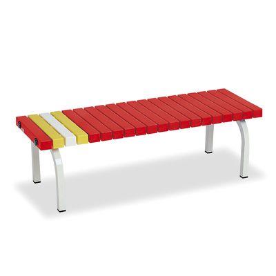 ホームベンチ 1200 赤 BC3020122