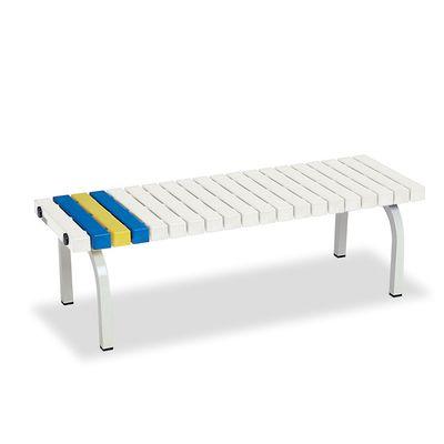 ホームベンチ 1200 白 BC3020125