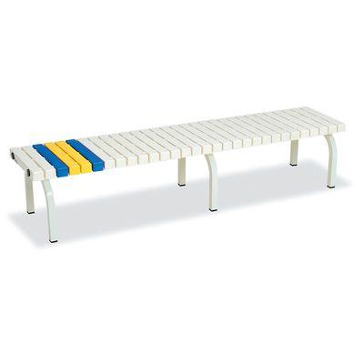 ホームベンチ 1800 白 BC3020185