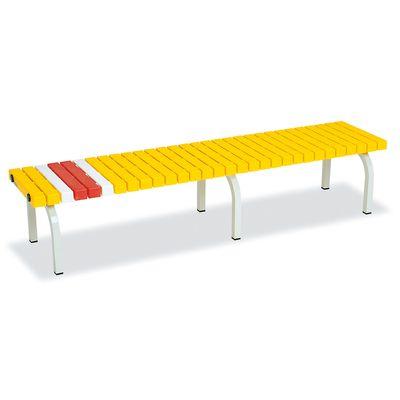 ホームベンチ 1800 黄 BC3020186