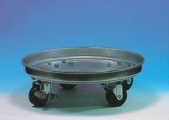 タンク受キャスター 適応タンク径 約390mm