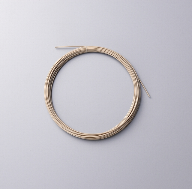 HPLC(液クロ)配管用PEEKチューブ ラインナシ 0.25mm×1/32インチ(100m巻)