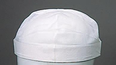 保護帽用付属品 紙帽子 丸型 10打入