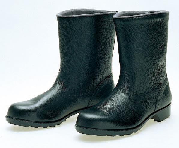 軽作業用長靴 S級 606N 半長靴 (25.0cm)