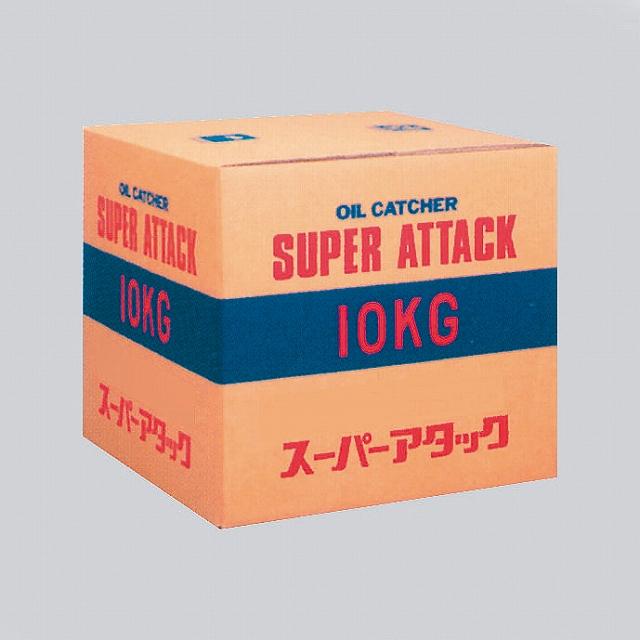 〈油吸着材〉スーパーアタック10 マット 50×50×厚サ0.4cm (100枚入)