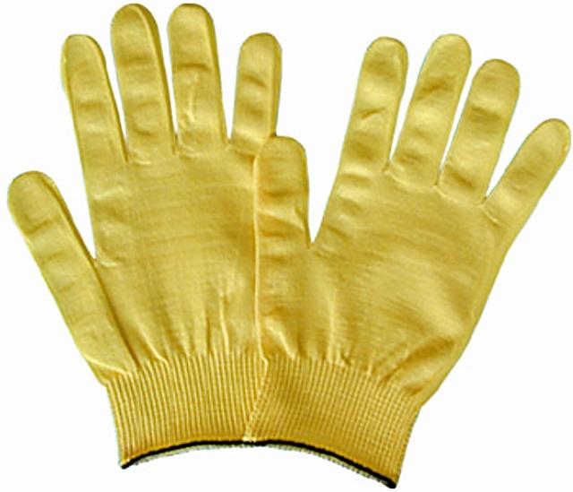 安全インナー手袋(クリーンルーム用) M