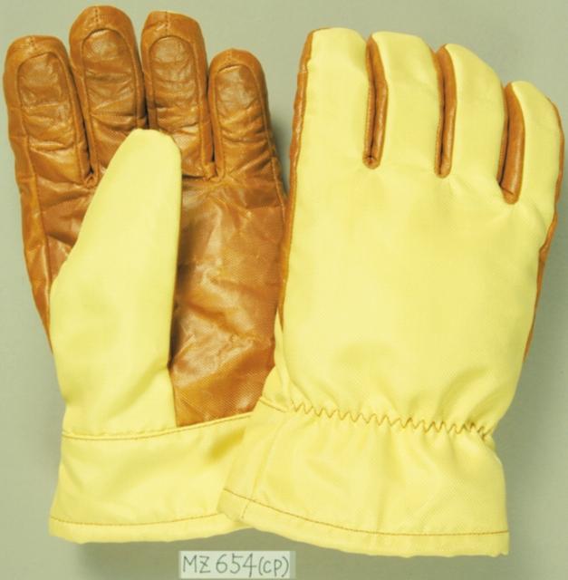 クリーン用耐熱手袋(500℃対応) フリーサイズ 長サ280mm
